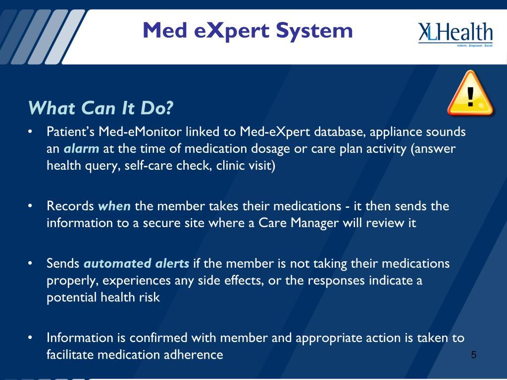 Med eXpert System