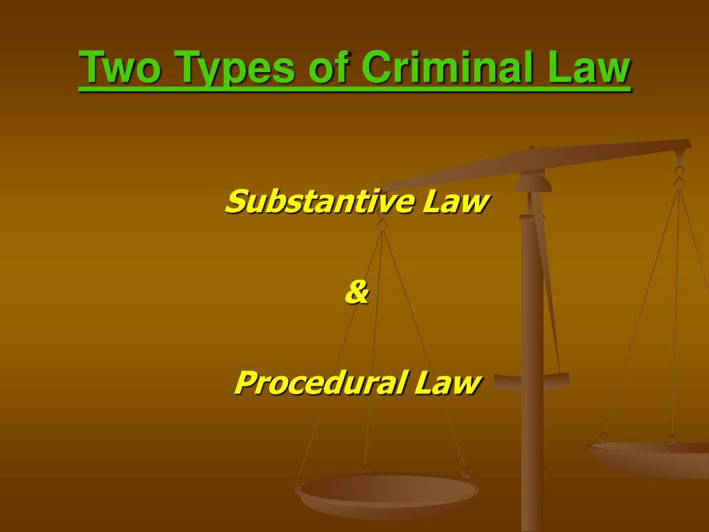a comparison of crime control and due process as two ideal types of criminal justice Advancing justice through dna technology: using dna to great advances in a powerful criminal justice can compare crime.