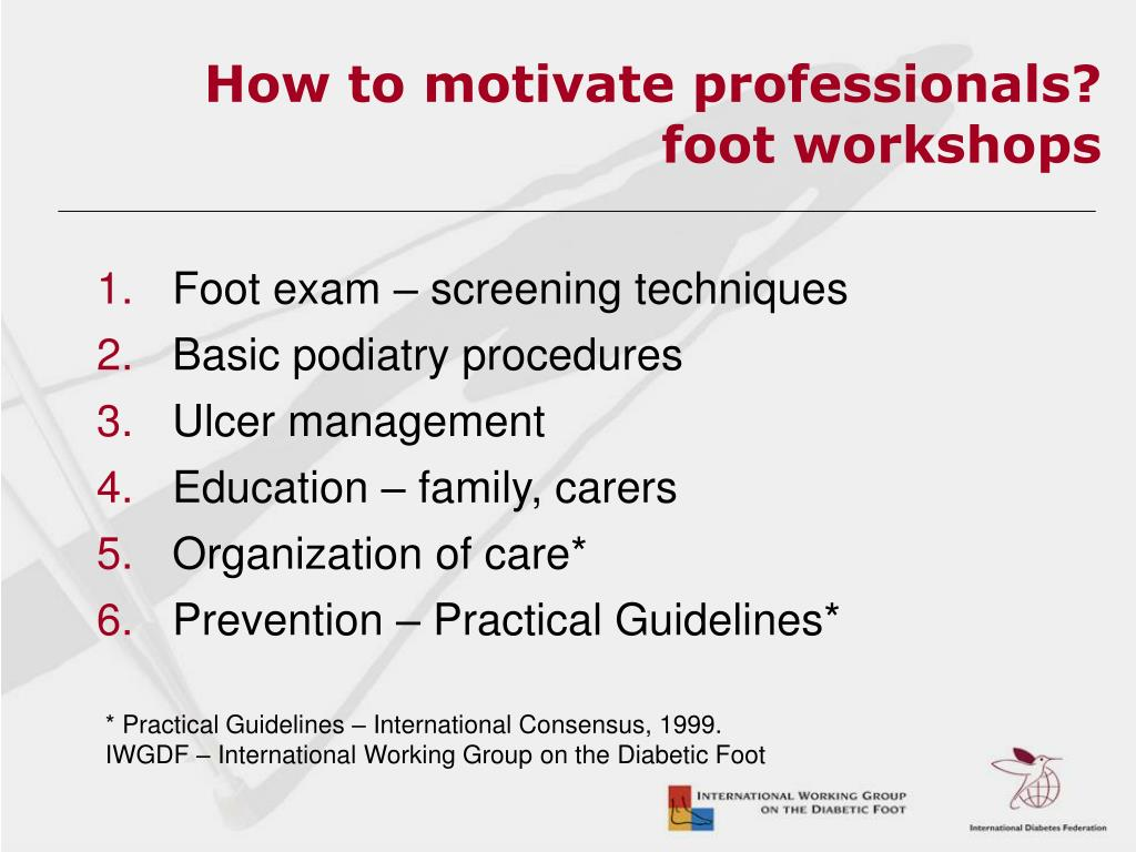 How to motivate professionals?