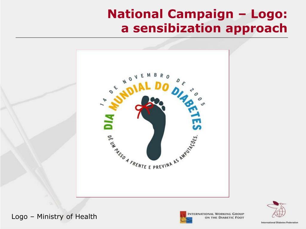 National Campaign – Logo:
