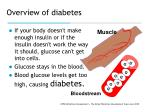 overview of diabetes6