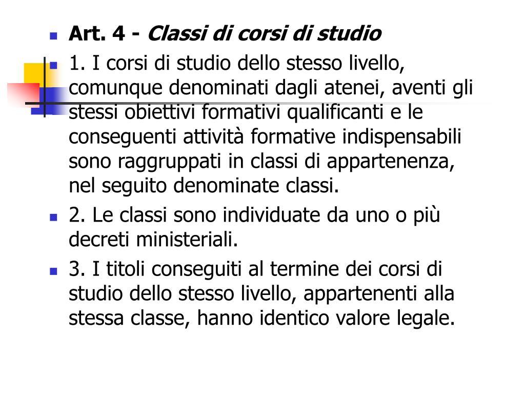Art. 4 -