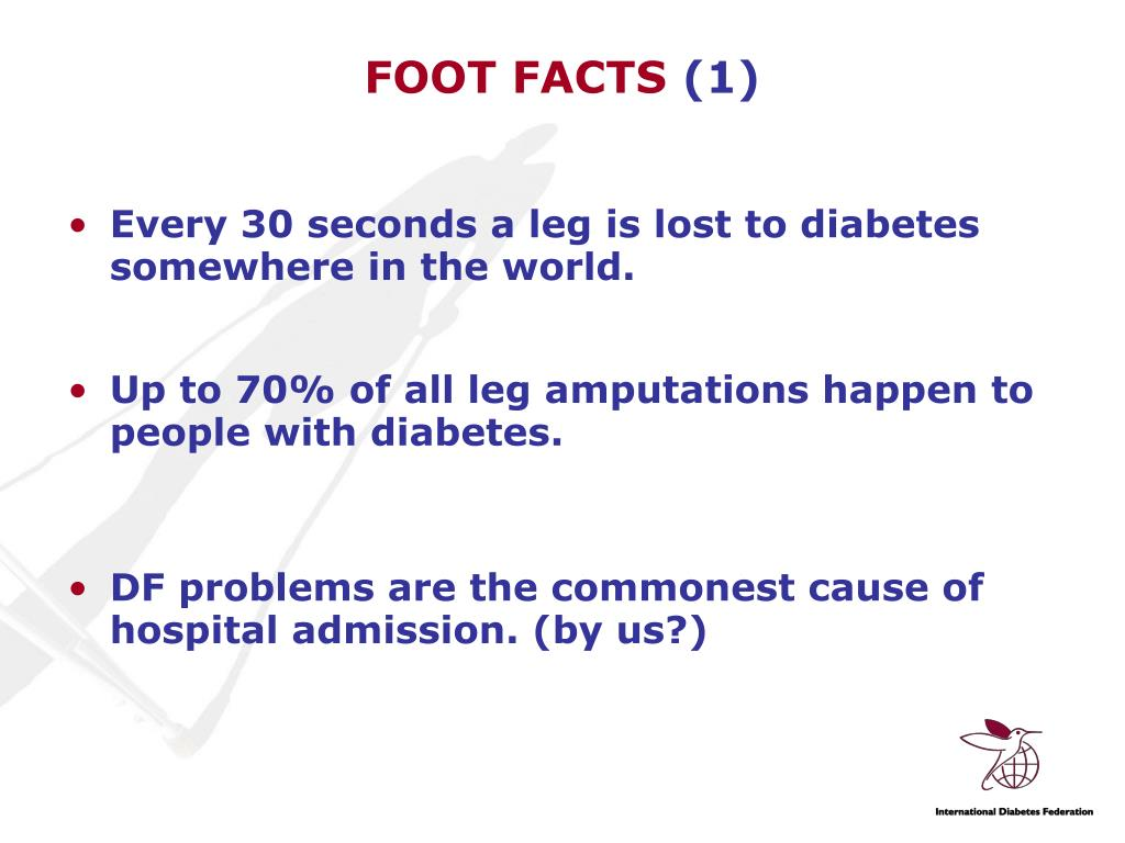 FOOT FACTS