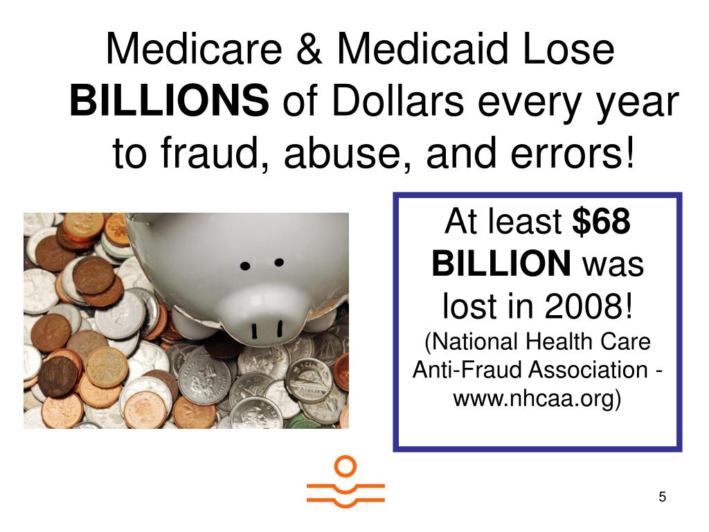 Medicare & Medicaid Lose