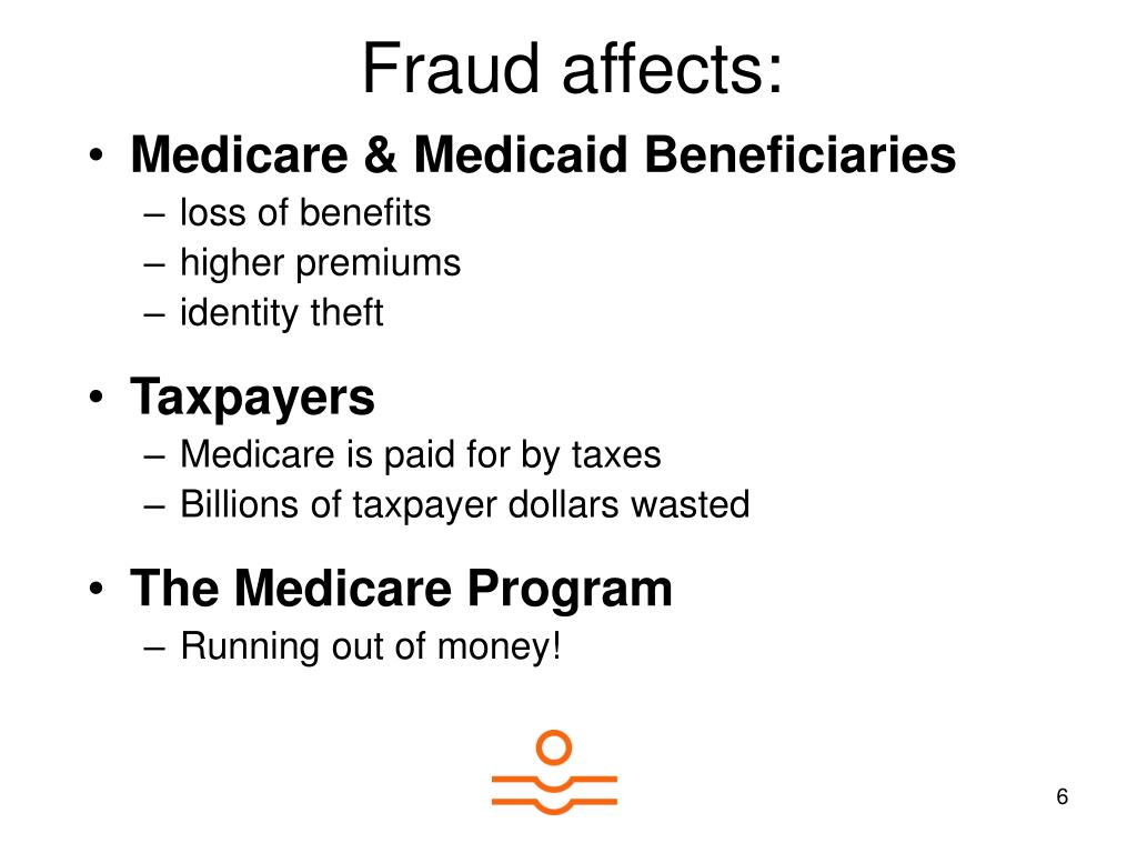 Fraud affects: