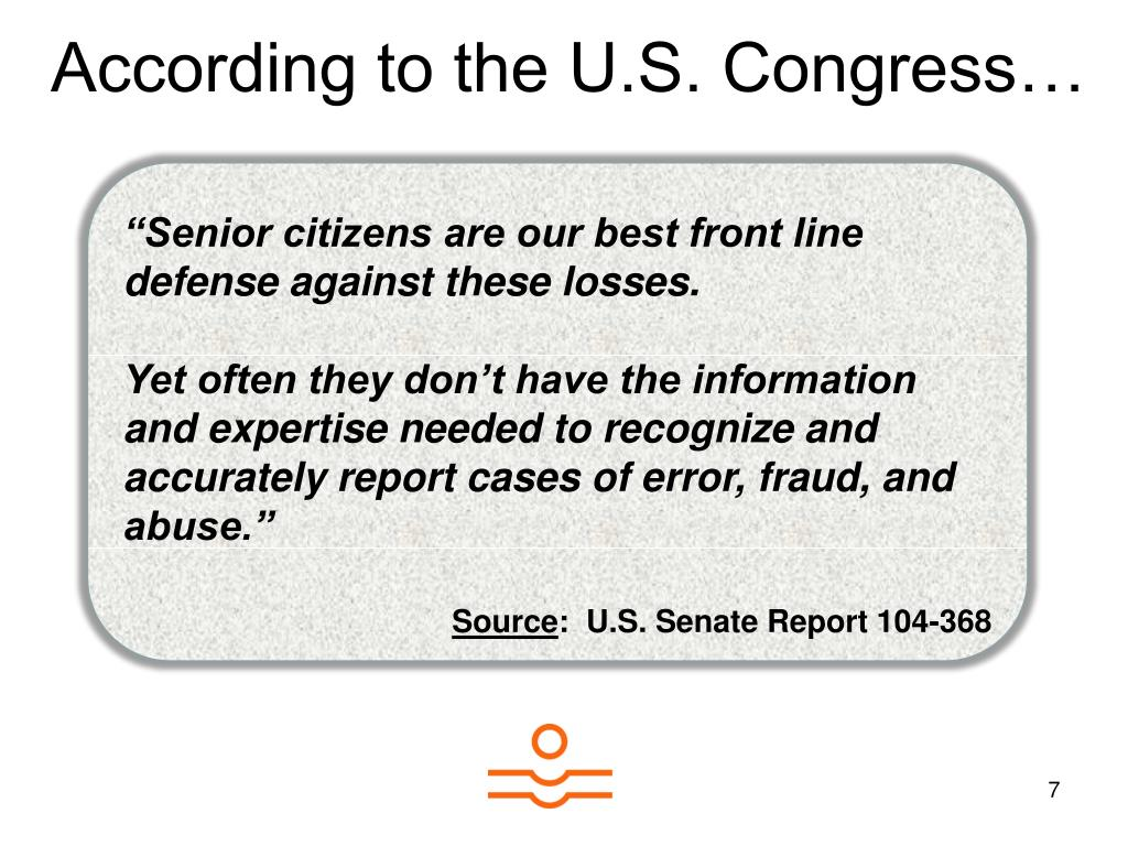 According to the U.S. Congress…