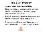 the smp program