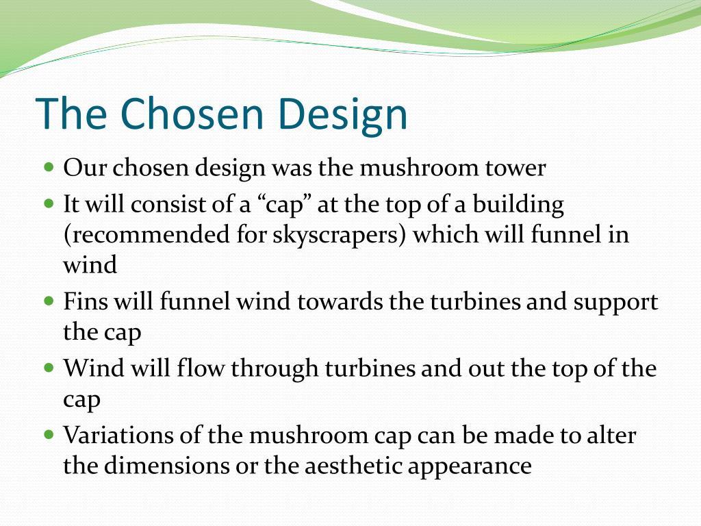 The Chosen Design