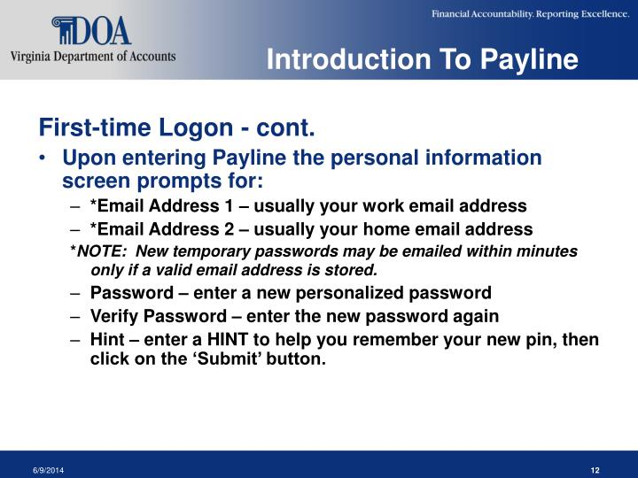 Introduction To Payline