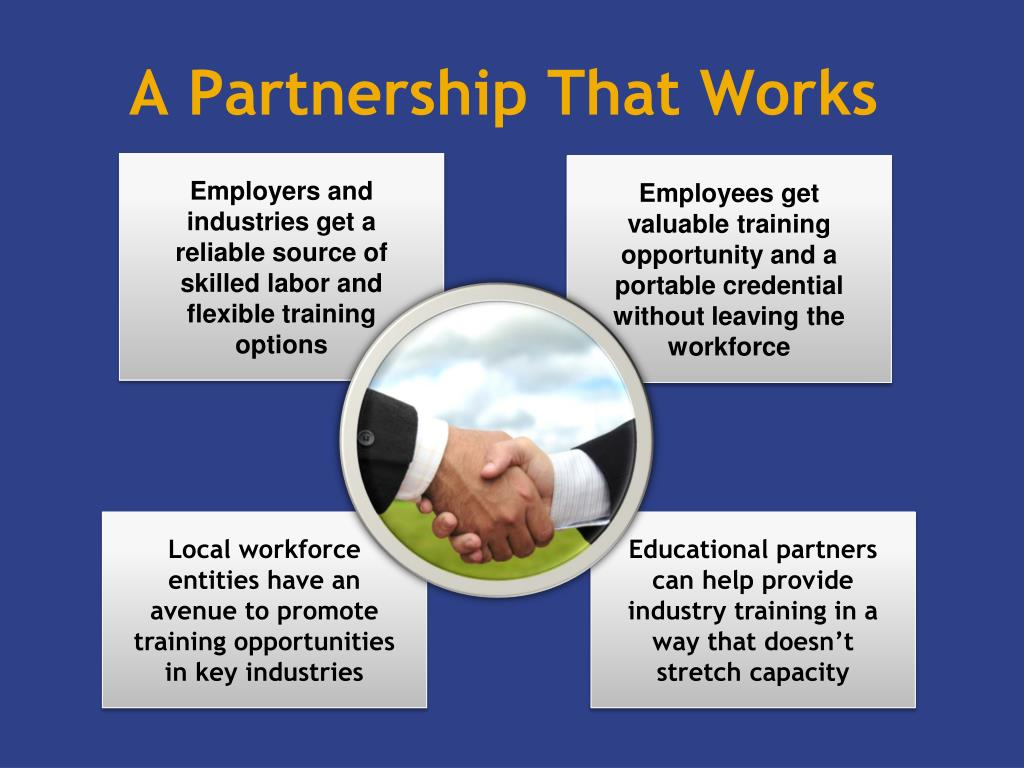 A Partnership That Works