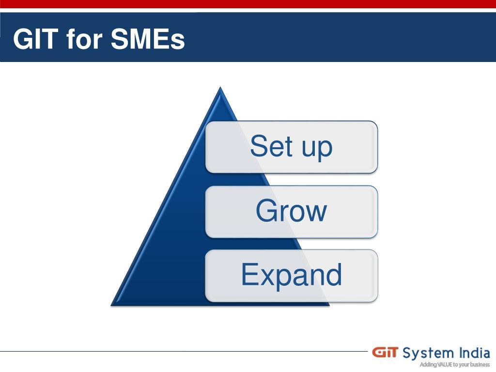 GIT for SMEs