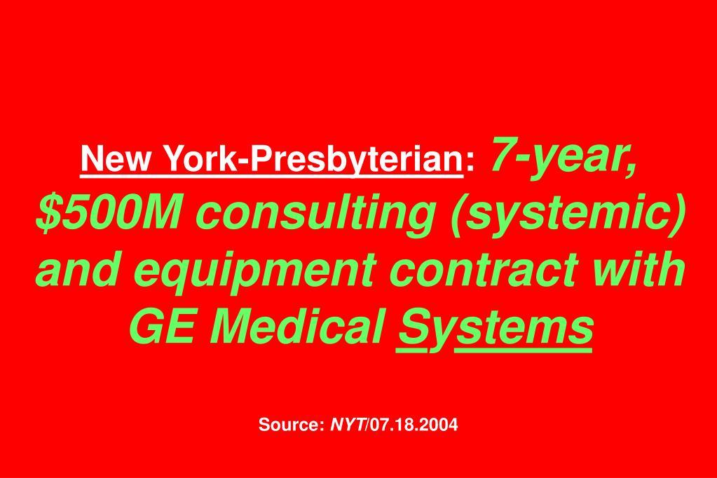 New York-Presbyterian