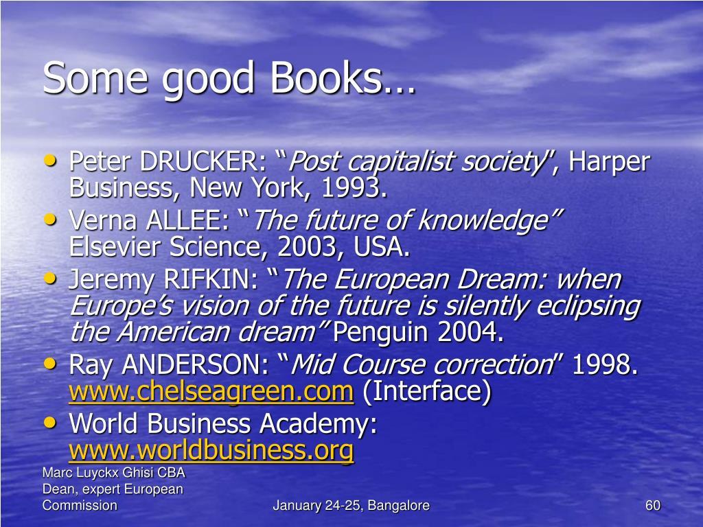 Some good Books…