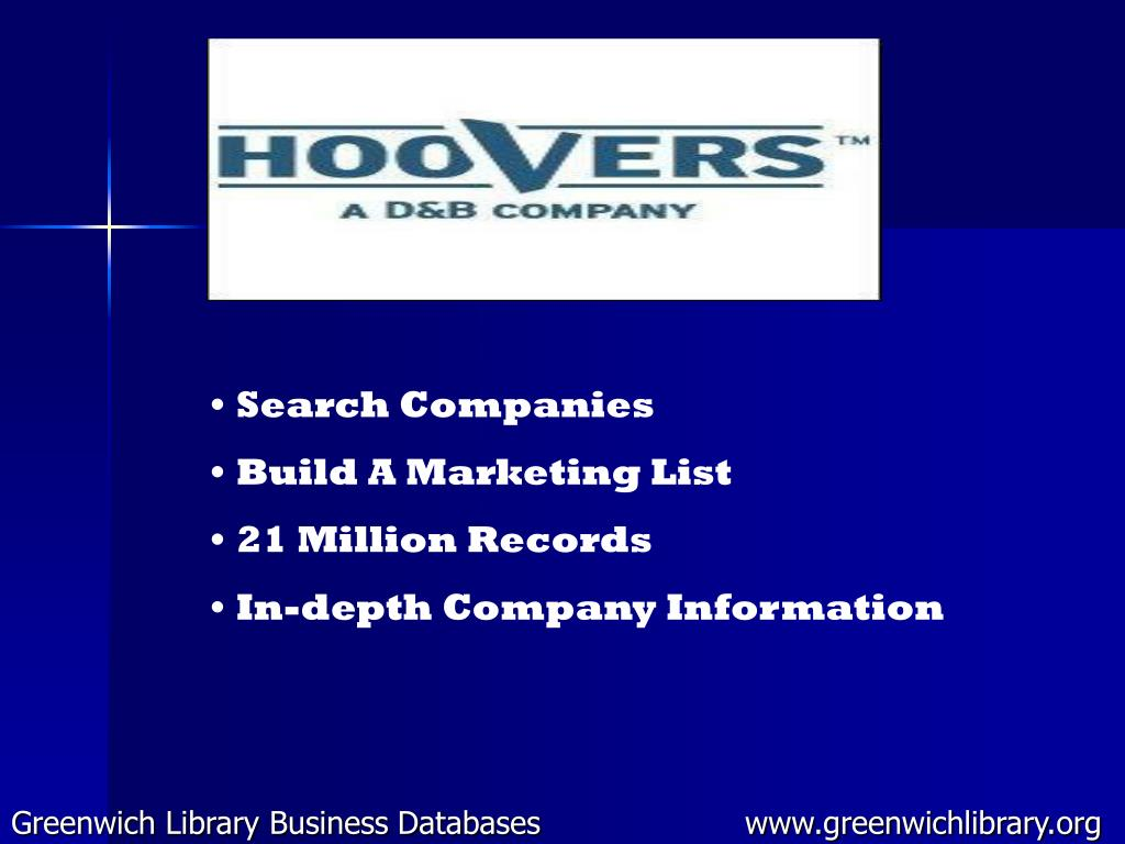 Search Companies