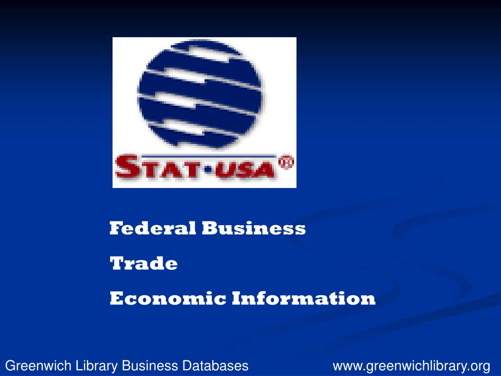 Federal Business