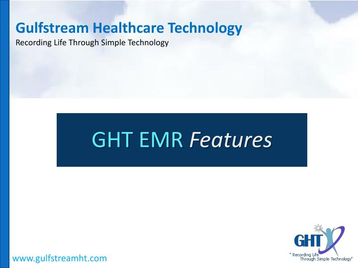 Gulfstream healthcare technology recording life through simple technology