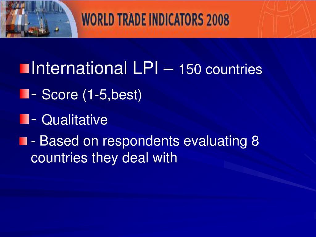 International LPI –