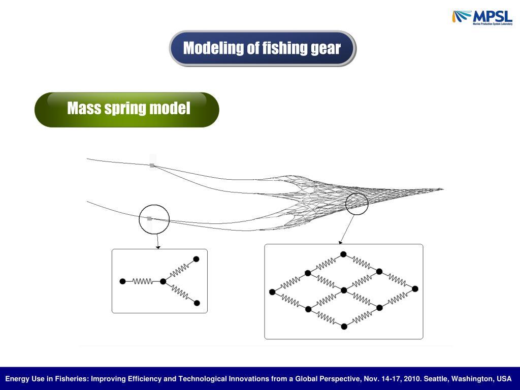 Mass spring model