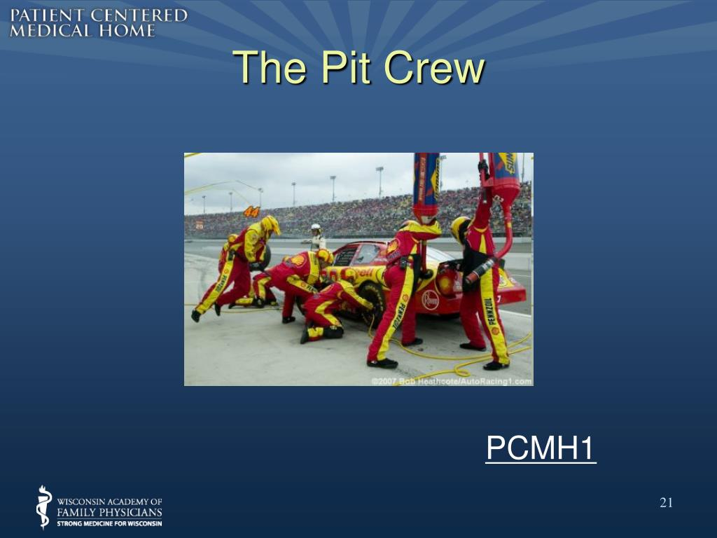 The Pit Crew