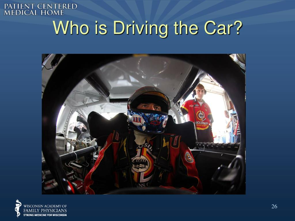 Who is Driving the Car?