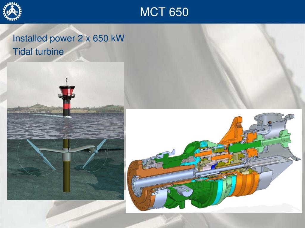 MCT 650