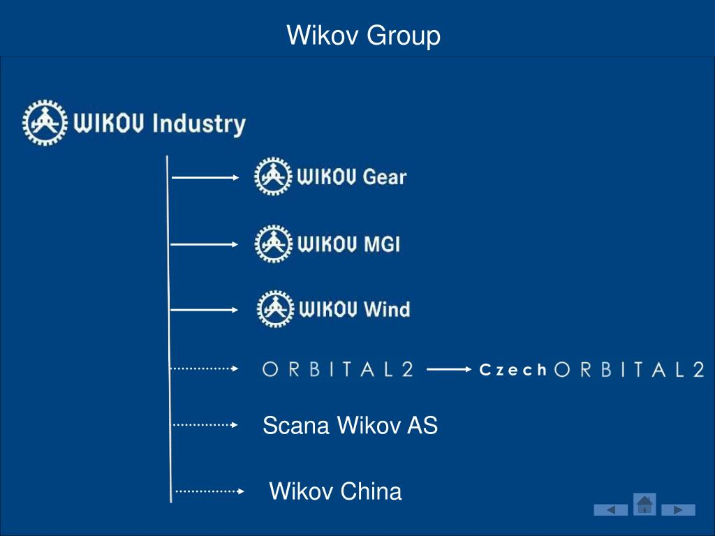 Wikov Group