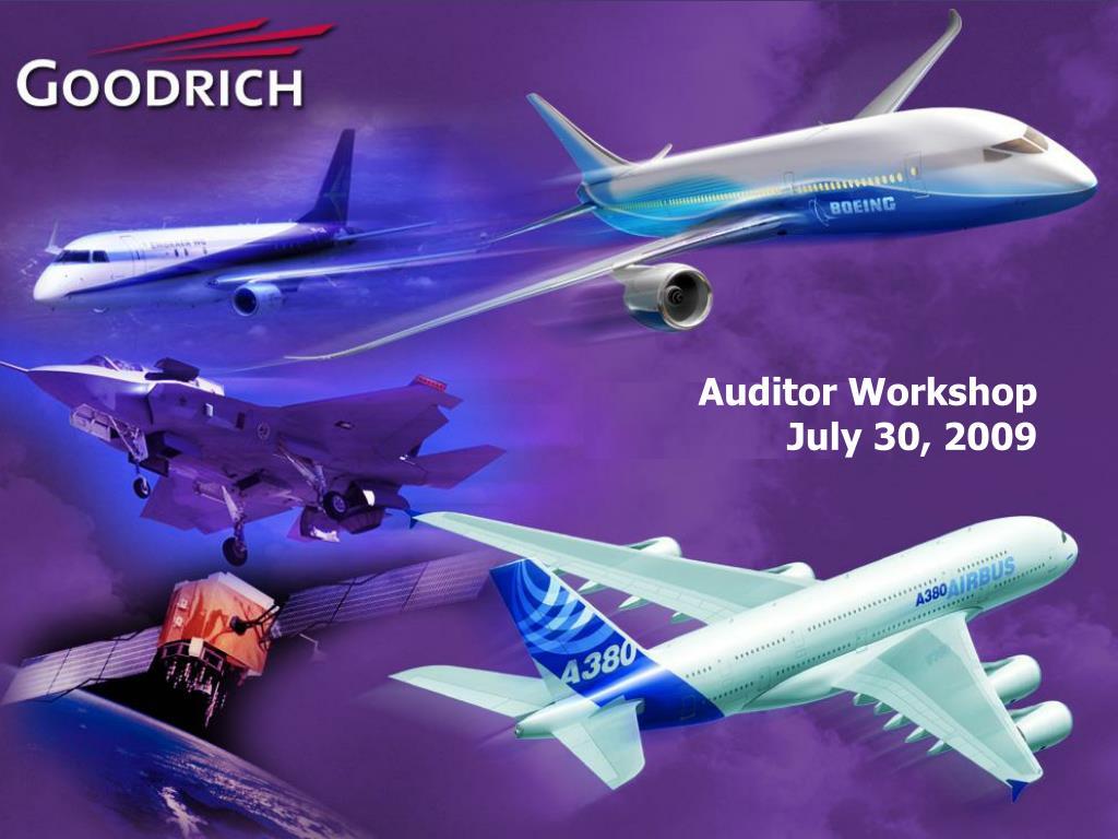 Auditor Workshop