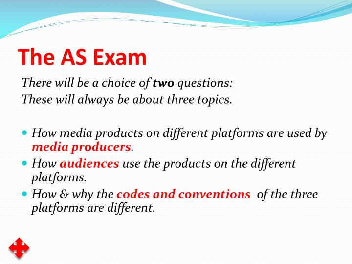 The as exam