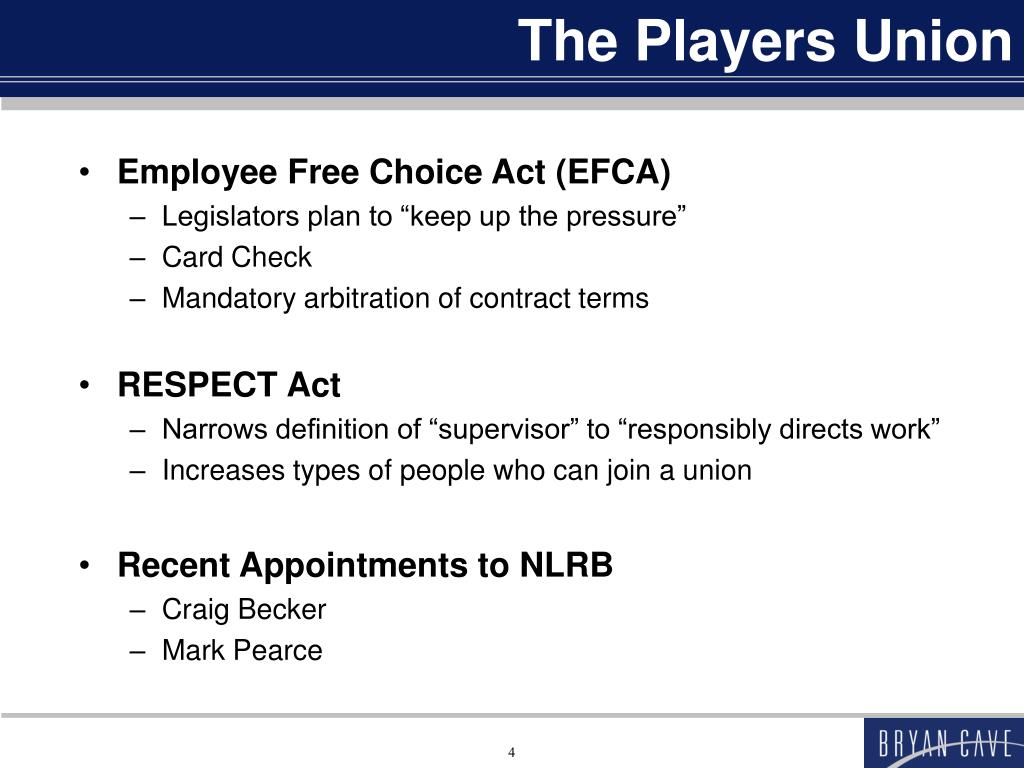 The Players Union