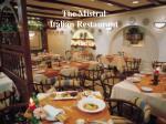 the mistral italian restaurant