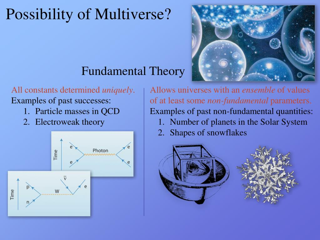 Possibility of Multiverse?
