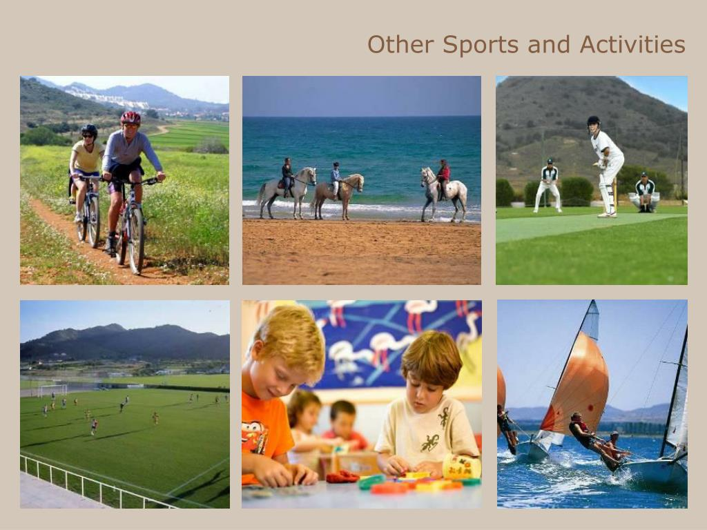 Other Sports and Activities