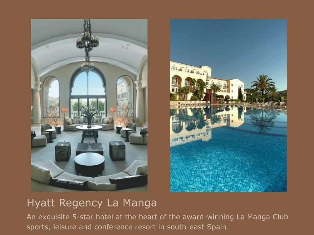 Hyatt Regency La Manga