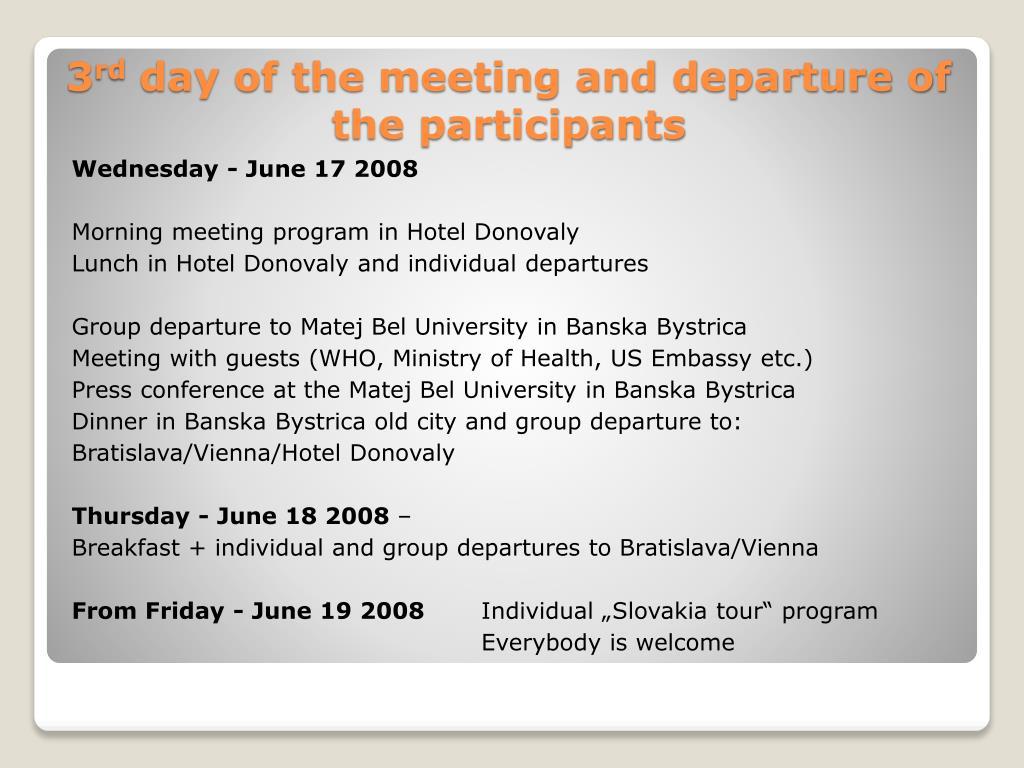 Wednesday - June 17 2008