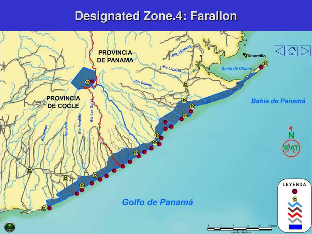 Designated Zone.4: Farallon