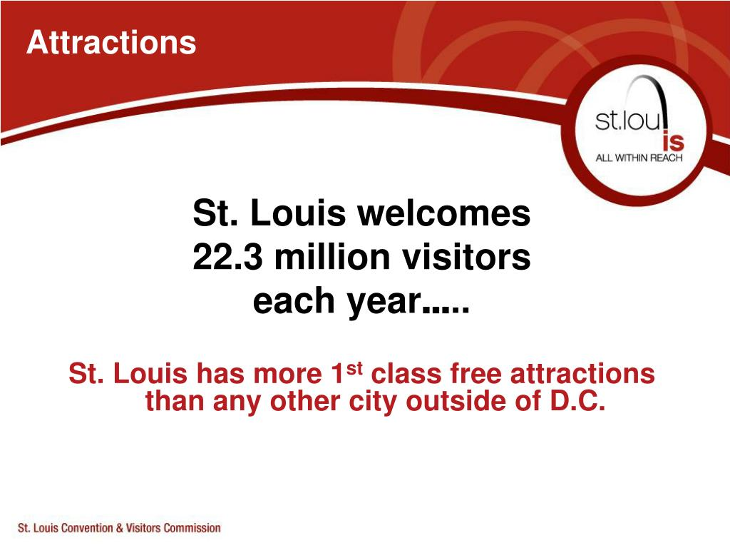 St. Louis welcomes