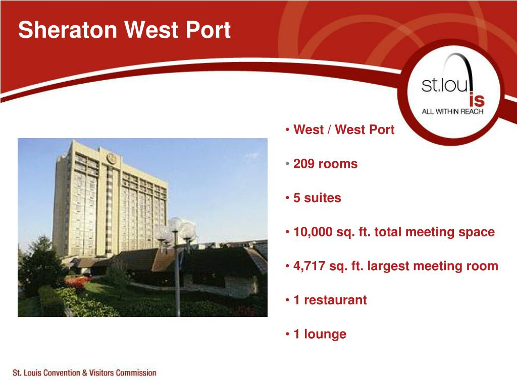 Sheraton West Port