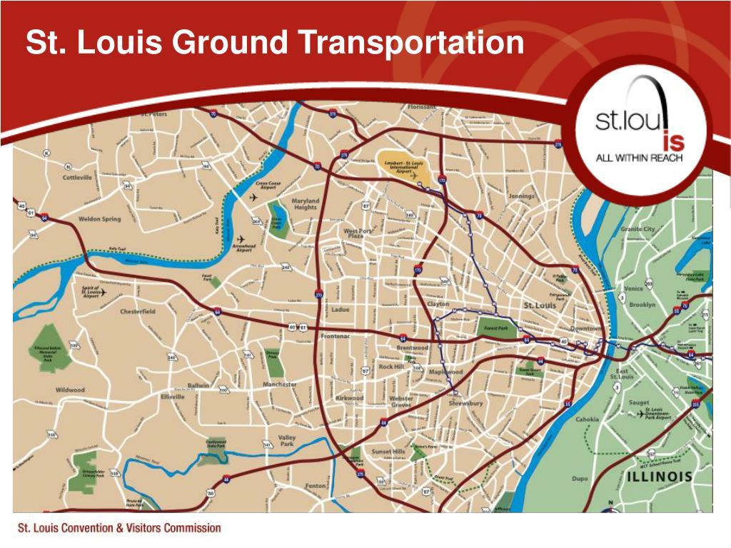 St. Louis Ground Transportation