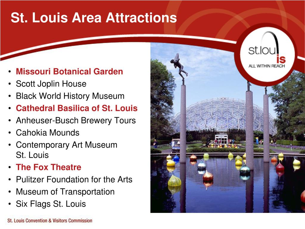 St. Louis Area Attractions
