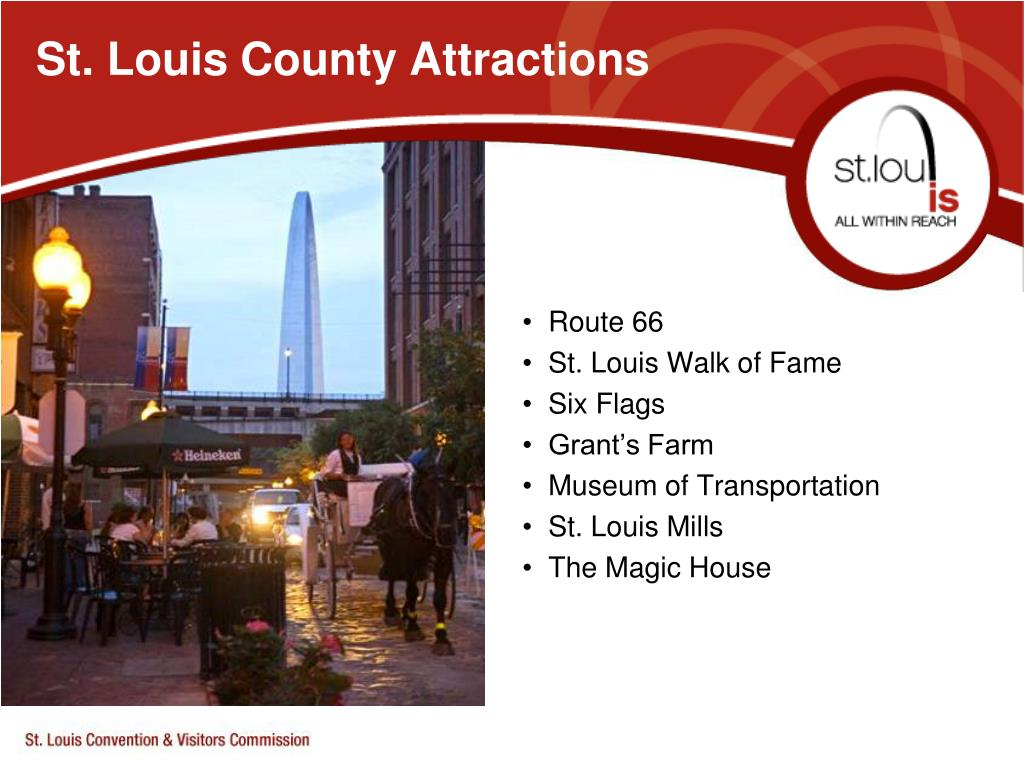 St. Louis County Attractions