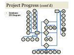 project progress cont d10