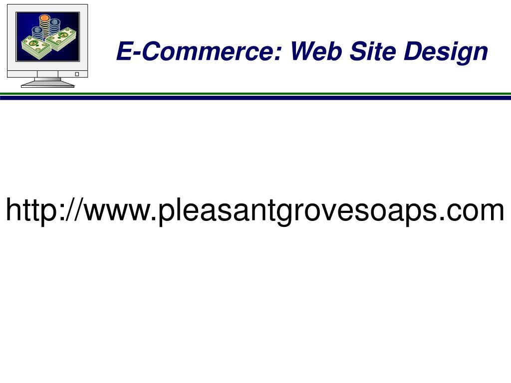 http://www.pleasantgrovesoaps.com