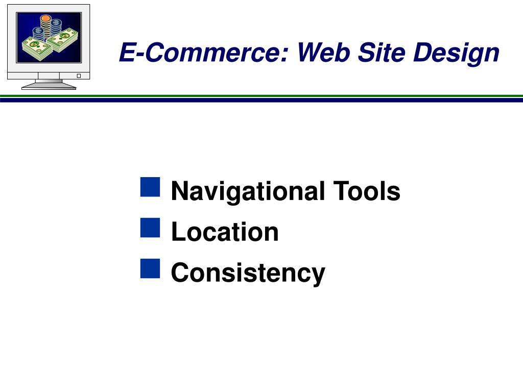 Navigational Tools
