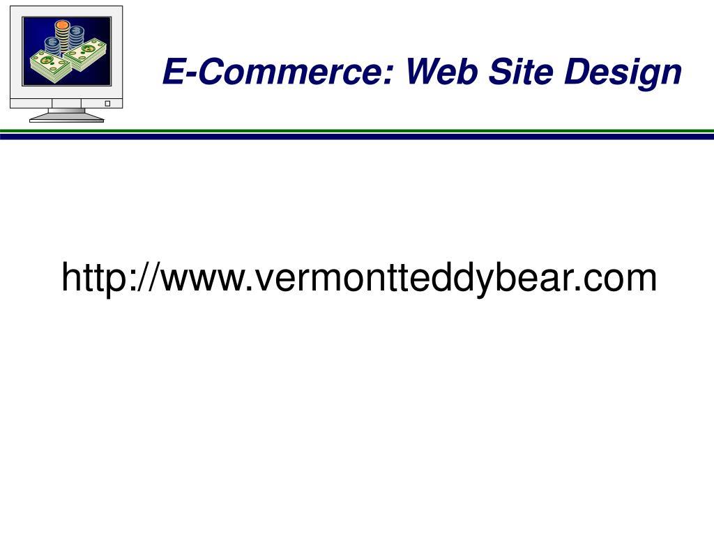 http://www.vermontteddybear.com