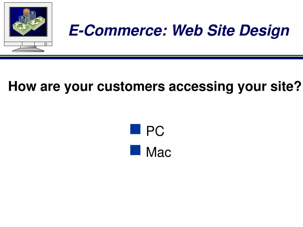 How are your customers accessing your site?