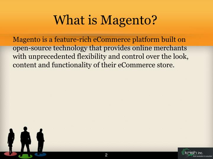What is magento