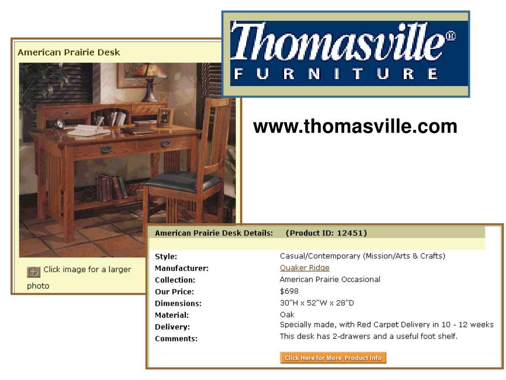 www.thomasville.com