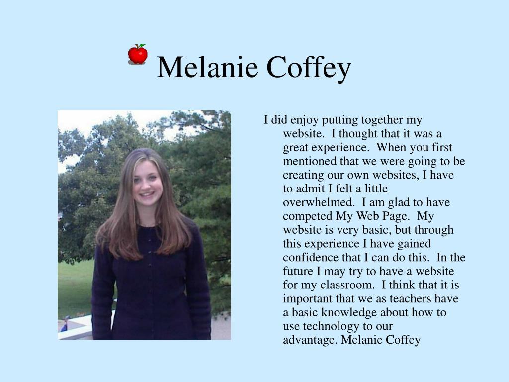 Melanie Coffey