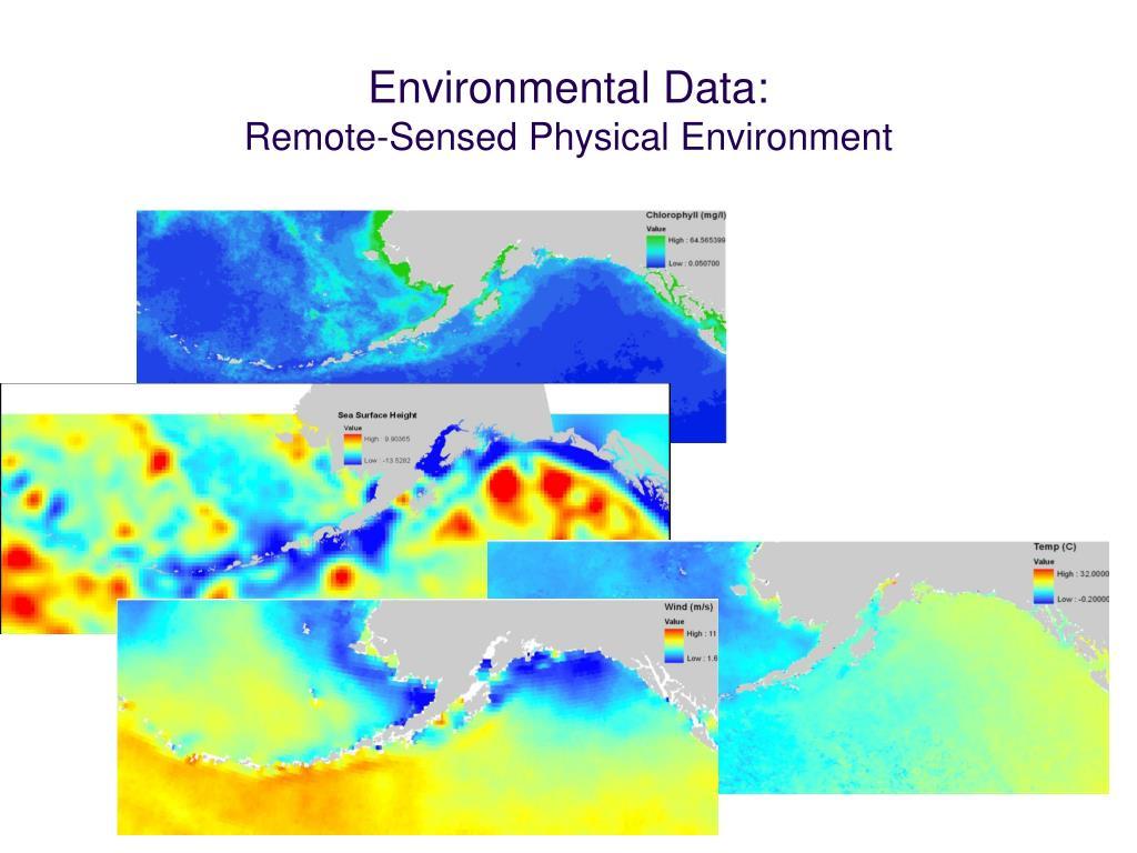 Environmental Data: