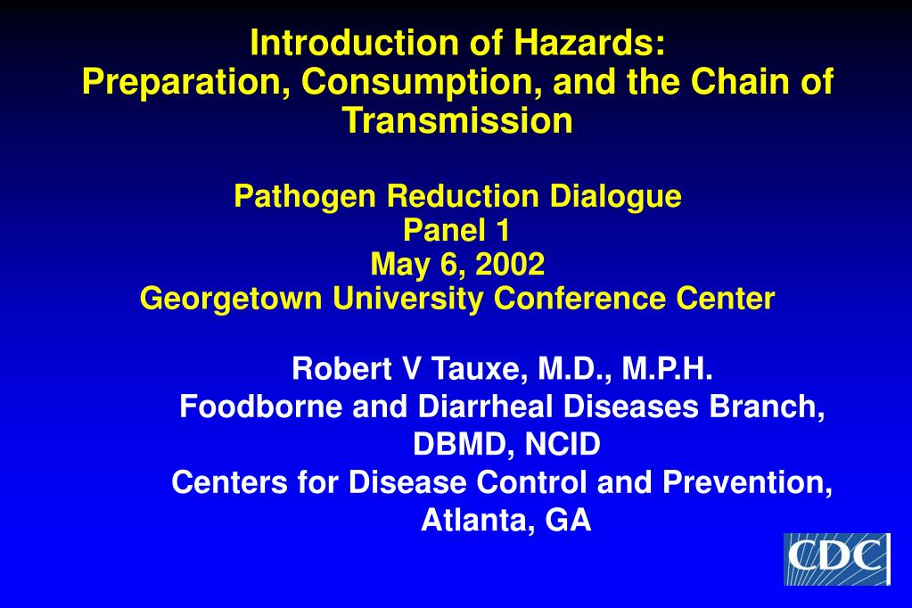 Introduction of Hazards: